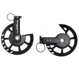 KIT CURDISC ANT+ POST BY BIKE RUSH QUICK RELEASE