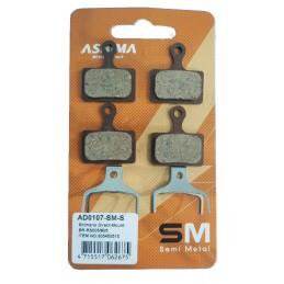 Sep 4 PASTELS BRAKE L04C BRS505/805 METALLIC SEEDS